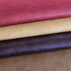 Monza Faux Leather Upholstery Fabric