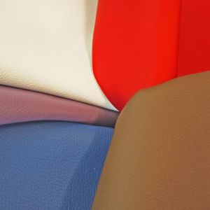 Nappa Faux Leather Upholstery Fabric