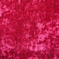 Moulin Rouge Velvet Upholstery Fabric - Fantasia 2922