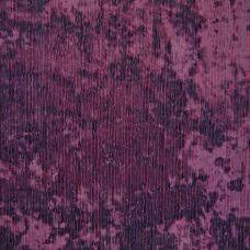 Deep Purple Velvet Upholstery Fabric - Fantasia 2926
