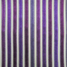 Plum, Purple  Velvet Upholstery Fabric - Pisa 1551