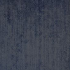 Midnight Blue Velvet Upholstery Fabric - Assisi 2029