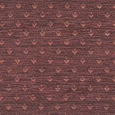 Mulberry Red Chenille Upholstery Fabric - Maranello 1599