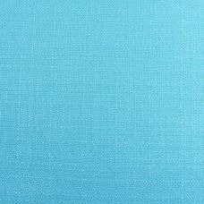 Electric Blue Chenille Upholstery Fabric - Milan 1306