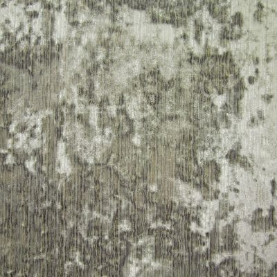 Stripped Bark Velvet Upholstery Fabric - Fantasia 2915