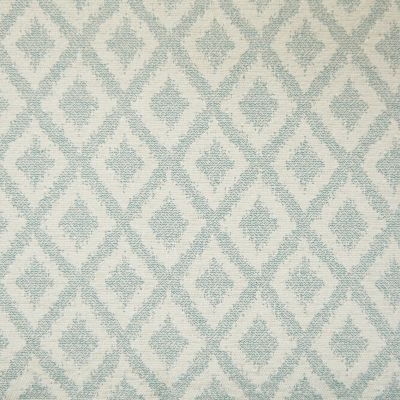 Pale Wedgwood Chenille Upholstery Fabric - Arturo 3829