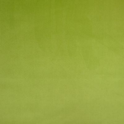 Lime Pickle Velvet Upholstery Fabric - Passione 3188