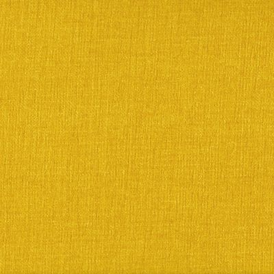 English Mustard Flat Weave Upholstery Fabric - Supremo 3537