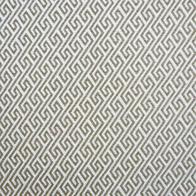 Classic Taupe Flat Weave Upholstery Fabric - Galileo 3017