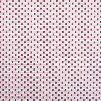 Ruby Crystal Flat Weave Upholstery Fabric - Galileo 3037