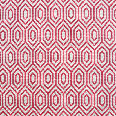 Ruby Crystal Flat Weave Upholstery Fabric - Galileo 3039