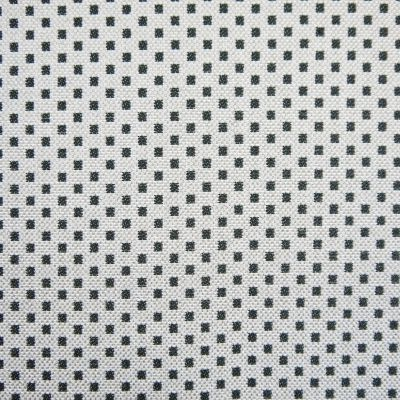 Barbecue Charcoal Flat Weave Upholstery Fabric - Galileo 3043