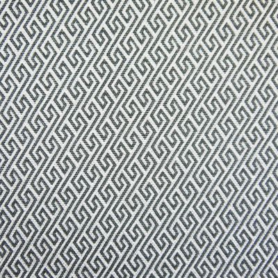Barbecue Charcoal Flat Weave Upholstery Fabric - Galileo 3044