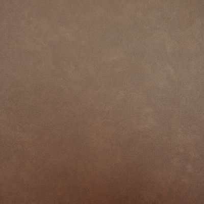 Dark Chamois Faux Leather Upholstery Fabric - Turin 2976
