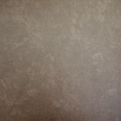 Havana Cigar Faux Leather Upholstery Fabric - Turin 2977