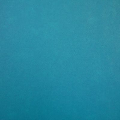 Coastal Blue Faux Leather Upholstery Fabric - Turin 2981