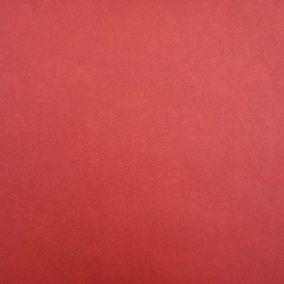 Tomato Soup Faux Leather Upholstery Fabric - Turin 2983