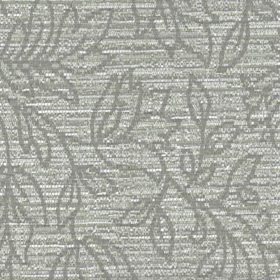 Galvanised Zinc Chenille Upholstery Fabric - Lucia 3591