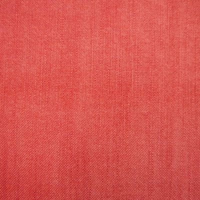 Coral Pink Chenille Upholstery Fabric - Luna 2494