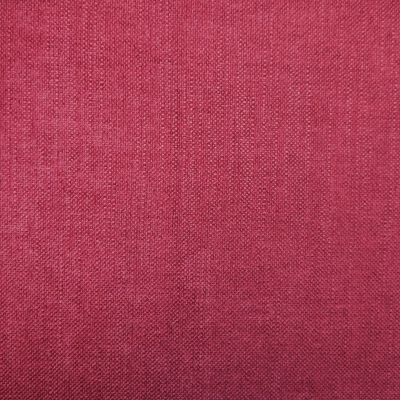 Raspberry Chenille Upholstery Fabric - Luna 2496