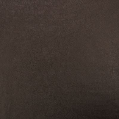 Ebony Bark Faux Leather Upholstery Fabric - Monza 3209