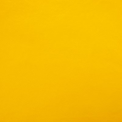 Golden Daffodil Faux Leather Upholstery Fabric - Monza 3215