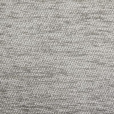 Rocket Ship Grey Chenille Upholstery Fabric - Monopoli 2958
