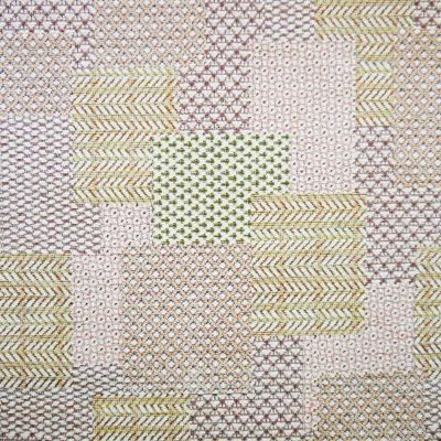 Pastel Chalk Chenille Upholstery Fabric - Castello 3113