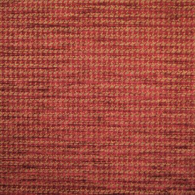 Vintage Claret Chenille Upholstery Fabric - Castello 3120