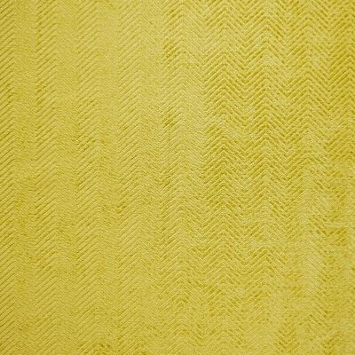 Buttercup Yellow Velvet Upholstery Fabric - Zola 2802