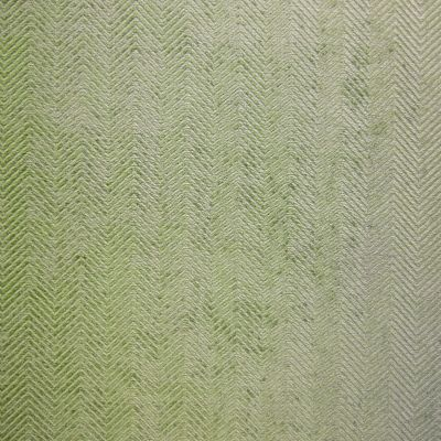Popping Crease Green Velvet Upholstery Fabric - Zola 2808