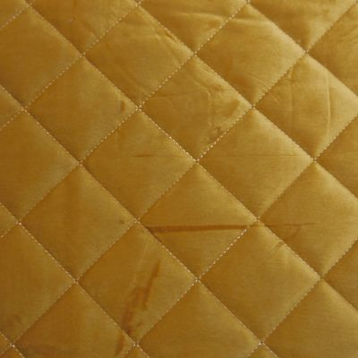 Golden Fleece Velvet Upholstery Fabric - Quadro 3307