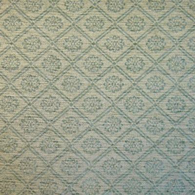 Steel Blue Chenille Upholstery Fabric - Venezia 2614