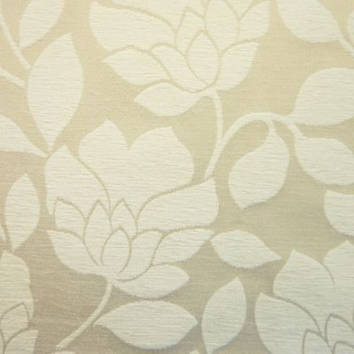 Parchment Chenille Upholstery Fabric - Rialto 2637