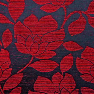 Cardinal Chenille Upholstery Fabric - Rialto 2643
