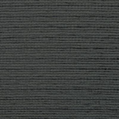Charcoal Chenille Upholstery Fabric - Rialto 2659