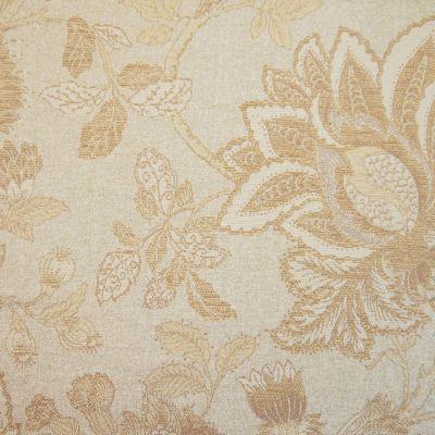 Biscuit & Soft Mink Chenille Upholstery Fabric - Sardinia 2561