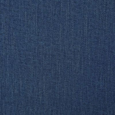 Harbour Blue Chenille Upholstery Fabric - Savona 3165