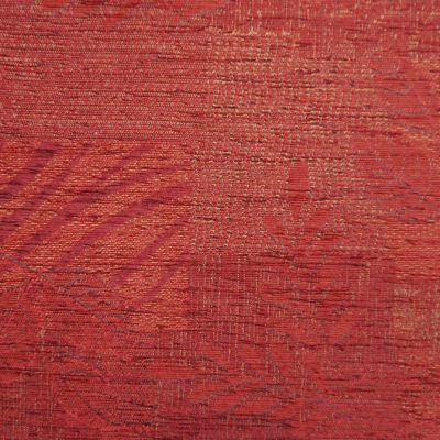 Claret Chenille Upholstery Fabric - Treviso 2512