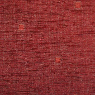 Claret Chenille Upholstery Fabric - Treviso 2518
