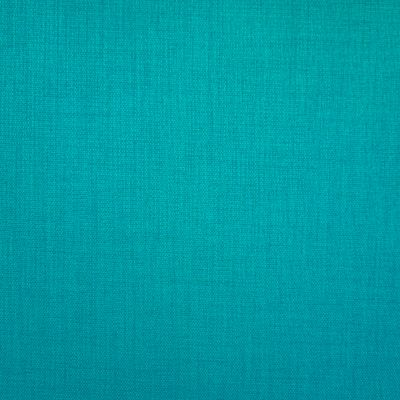 Kingfisher Blue Flat Weave Upholstery Fabric - Zaza 2829
