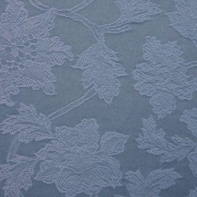 Nordic Blue Cotton Upholstery Fabric - Tramonta 2590