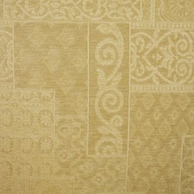 Gold Chenille Upholstery Fabric - Umbria 2279