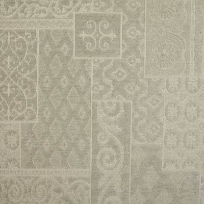 Taupe Chenille Upholstery Fabric - Umbria 2280