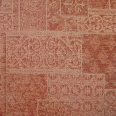 Saffron Chenille Upholstery Fabric - Umbria 2283