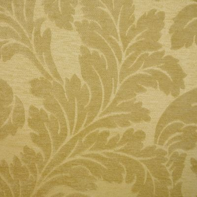 Gold Chenille Upholstery Fabric - Umbria 2289