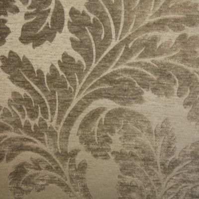 Praline Chenille Upholstery Fabric - Umbria 2291