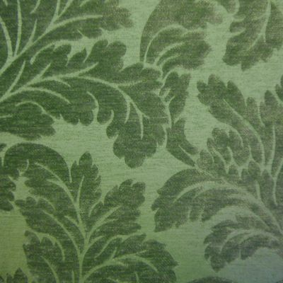 Moss Chenille Upholstery Fabric - Umbria 2295