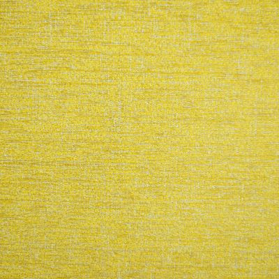 Funky Lemon Chenille Upholstery Fabric - Piccolo 3090