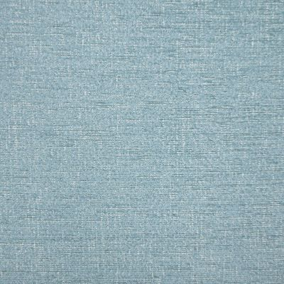 Mayan Blue Chenille Upholstery Fabric - Piccolo 3098